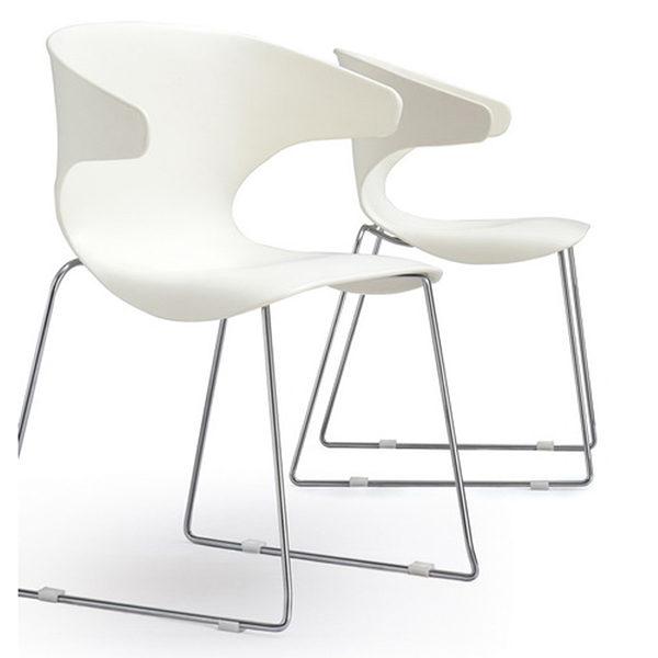Moderne plastične stolice - EMU nameštaj Beograd